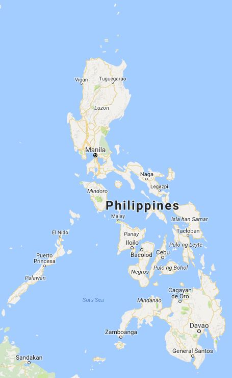Philippines Airline Route Finder Map Of All Airports