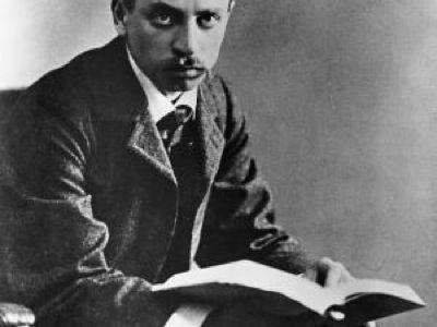 Rainer Maria Rilke - a lyrical mastermind