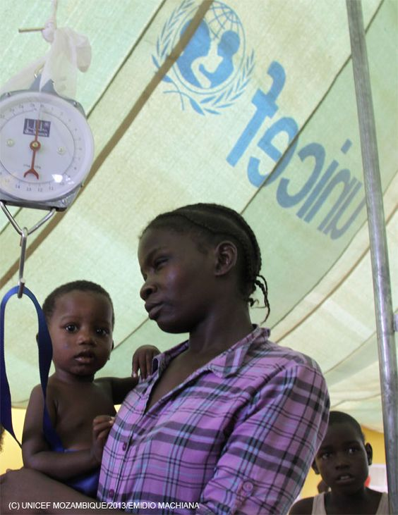 UNICEF is engaged with UN and other partners to ramp up access to shelter and essential health and nutritional services.