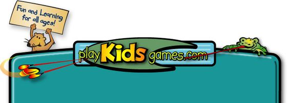Great website of learning games