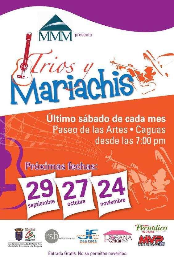 Tríos y Mariachis @ Caguas