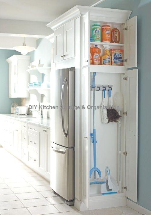 13 Diy Ideas For Kitchen Storage In 2020 Hausrenovierung Kuche Diy Kuchenrenovierung
