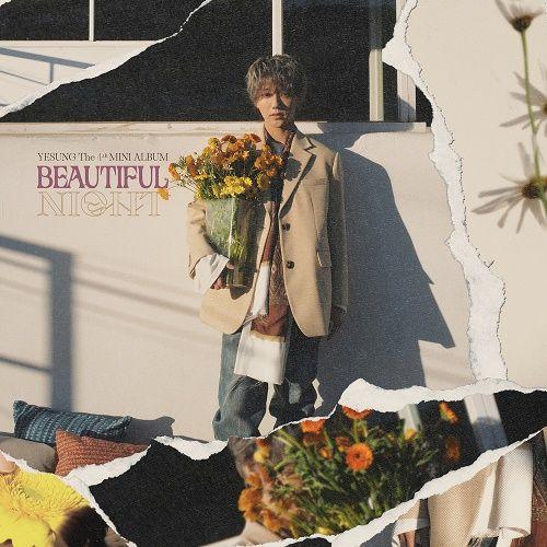 Yesung – BEAUTIFUL NIGHT – The 4th Mini Album