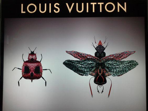 Louis Vuitton Spider web windows, Kuala Lumpur - Malaysia