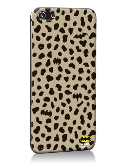 Gizmobiesplayland(ギズモビーズプレイランド)通販 |BATMAN×GUILDPRIME×Gizmobies【BATMAN_leopard】(iPhone5/5s)