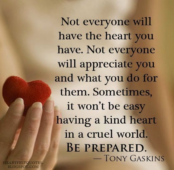 Being Prepared Is Essential To Being A Caregiver Kind Heart Quotes Heartfelt Quotes Appreciation Quotes