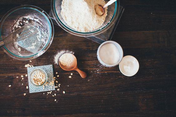 Huckleberry's Gluten Free Flour Blend