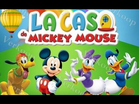 La Casa De Mickey Mouse El Tobogan Loco De Goofy Capitulos Completos Espanol Episodio De Juego Youtube La Casa De Mickey Mouse Mickey Mouse Mickey