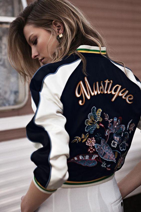 Fashionable Bomber Jackets