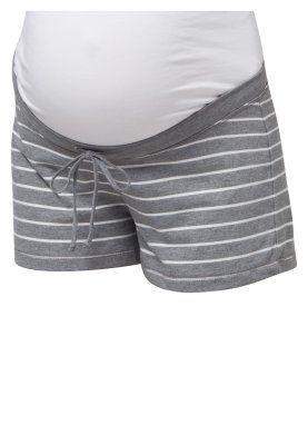 ALINE - Pantaloni del pigiama - grey melange italy