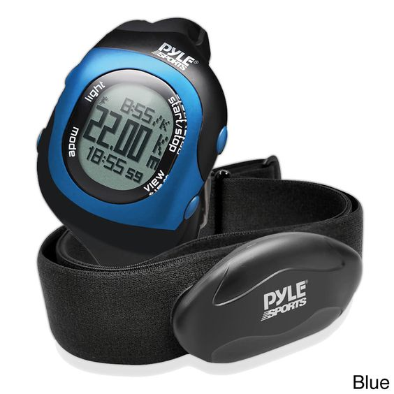 Pyle tooth Fitness Heart Rate Monitoring Watch