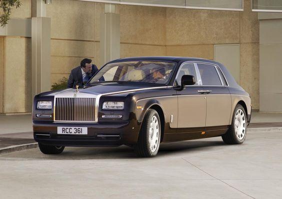 Rolls-Royce Phantom Pictures | New Rolls Royce Phantom Series II Unveiled » Rolls Royce Phantom ...
