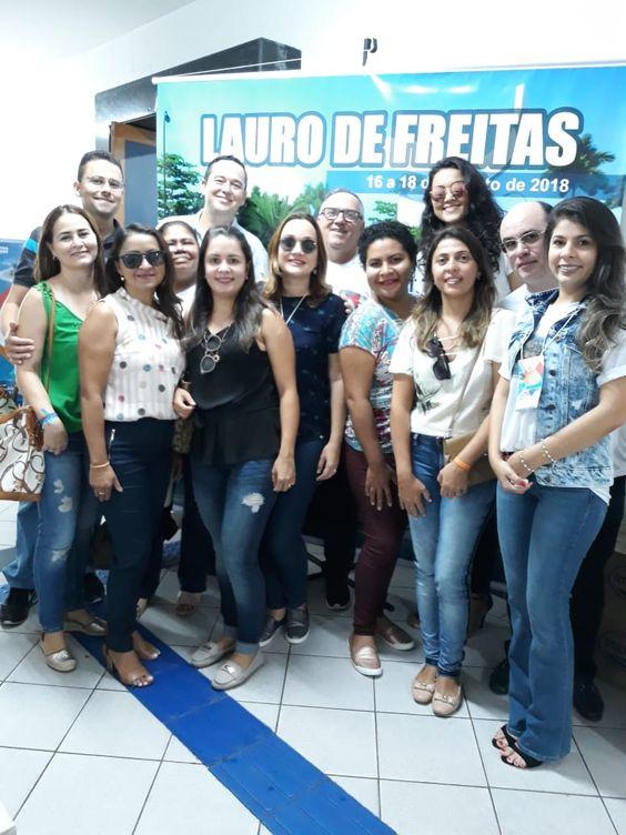 FAUmília de Fortaleza, presença constante e sempre motivadora nas edições do EREFAU-NE