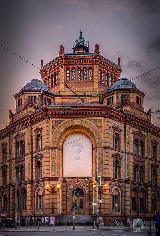 Altes Postfuhramt - ? | von tomkpunkt