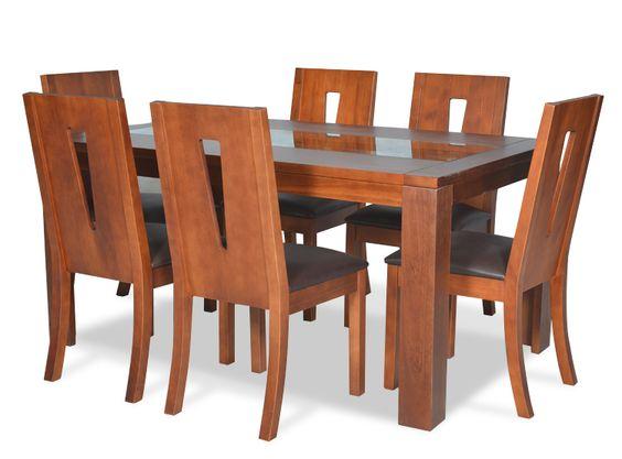 Ripley juego de comedor nto osasuna muebles para el for Ofertas comedores ripley