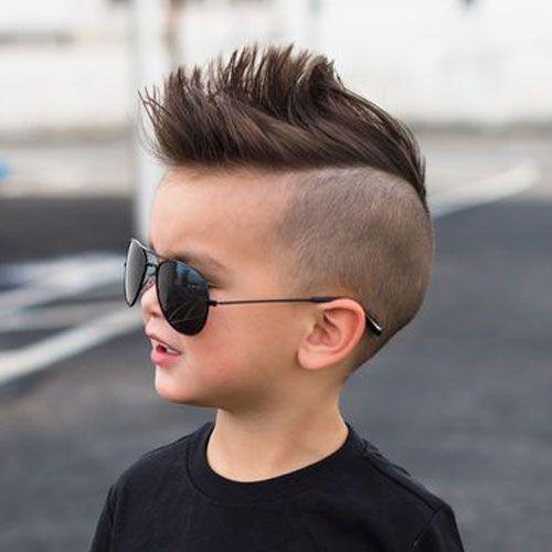 Mohawk Fade Cute Haircut For Toddler Boy Toddlerjordansboy Kidsfashionhair Cool Boys Haircuts Boys Haircuts Toddler Boy Haircuts