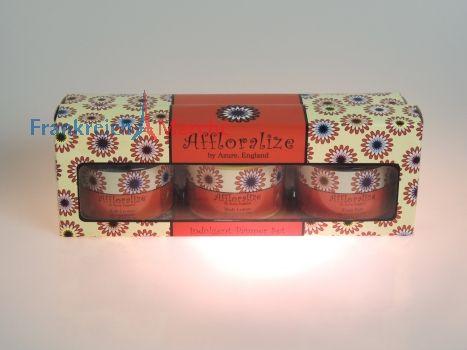 Frankreich Marche - Affloralize - Bodylotion/Badekristalle/Schaumbad -Geschenkbox-