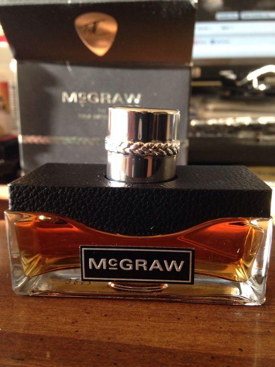 Tim McGraw Cologne. Where Down Home meet's Down Town.