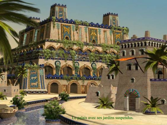 Pinterest le catalogue d 39 id es for Jardin suspendu babylone