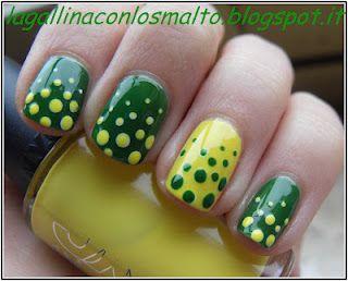 Green / Yellow