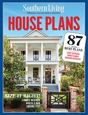 2018 House Plans Magazine Southern Living House Plans Country House Plans House Plans Farmhouse