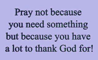 #Gratitude Definitely needed this.