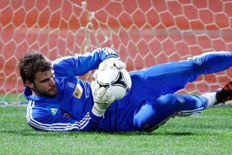 Orestis Karnezis World Cup