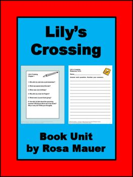 Comprehension questions comprehension and lilies on pinterest