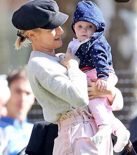 Diane Kruger Norman Reedus Child