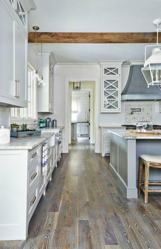 Kitchen Ideas Grey Floor Rustic Kitchen Design Grey Wood Floors Kitchen Wood Floor Kitchen