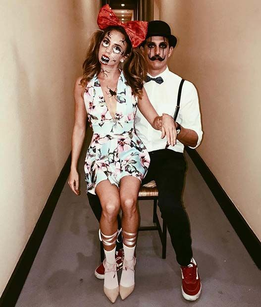 45 Genius Couples Halloween Costumes