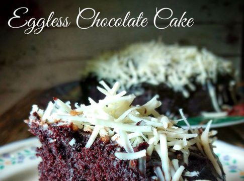Eggless Chocolate Cake By Oktarina Ummu Fatih Langsungenak Com Resep Di 2020 Kue Cokelat Cokelat Makanan Enak
