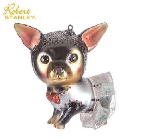 Whimsical  Dog Ornaments
