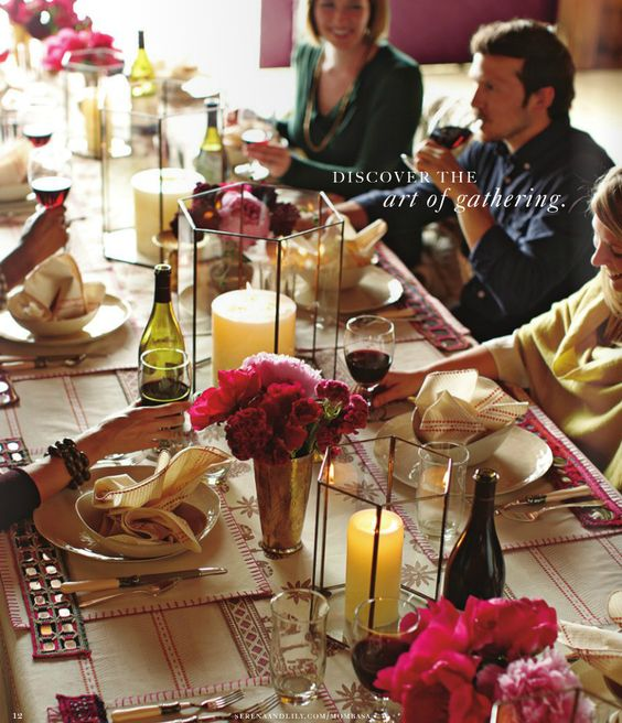 fantastic table - Serena & Lily