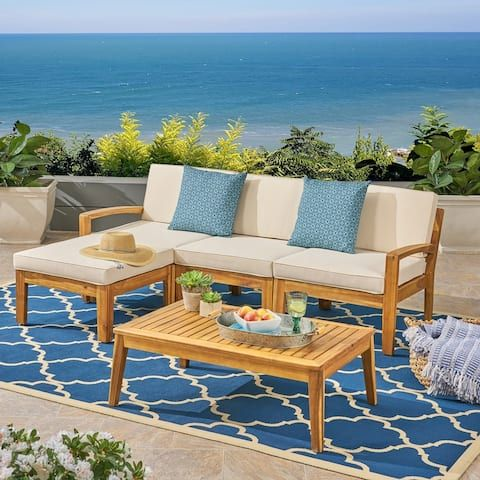 Buy Outdoor Sofas Chairs Sectionals Online At Overstock Our Best Patio Furniture Deals Patio Furniture Deals Patio Sofa Set Patio Sectional