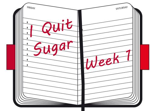 Week 1 quitting sugar: recipes, research and religion
