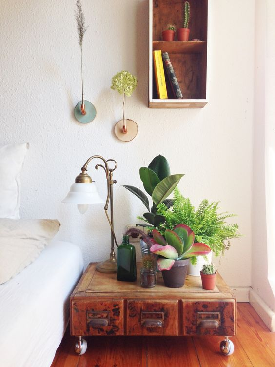 wooden wall accessories by Madeva