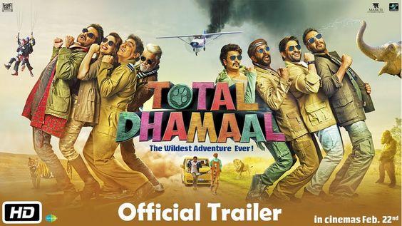 Total Dhamaal movie trailer