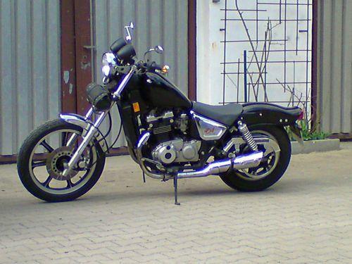 LTD450 Bobber