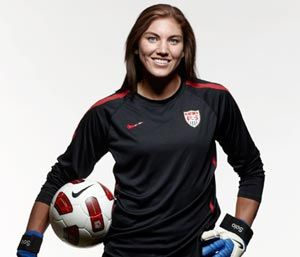Hope Solo's 15-Minute Workout | Workout routines, Soccer ...