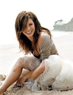 Sandra Bullock photographed by Norman Jean Roy for the July 2006 Vanity Fair. Love. That. Outfit.