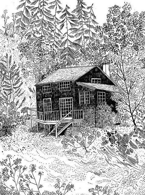 Becca Stadtlander - lovely cottage