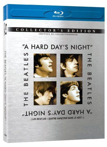 The Beatles: A Hard Day's Night (Collector's Edition) [Blu-ray] Blu-ray ~ The Beatles, http://www.amazon.com/dp/B002JI94J4/ref=cm_sw_r_pi_dp_hncZpb13D2641: Night Collector, Blu Ray, 3Dmovies Bluraymovies, Musical Concert Bluray, Night Bluray, Bluraymovies Moviecollections