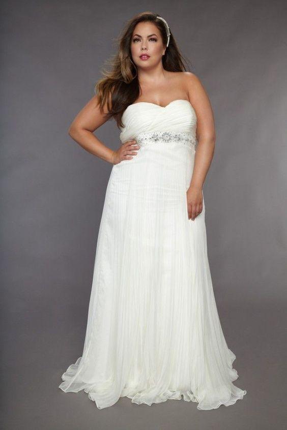 Older bride beach wedding dresses and beach weddings on for Beach wedding dresses for older brides