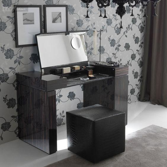 Nightfly Dressing Table Vanity Sleeping  Rossetto Modern