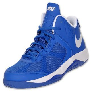 Nike Basketball Shoes For Girls Blue