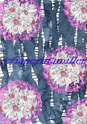 My fabric design