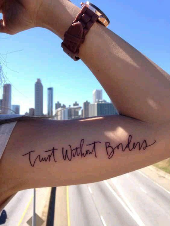Frau sprüche tattoos schöne Tattoo Sprüche