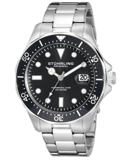 Watching Elegance has an excellent Sturhling watch review. It's very detailed and provide lots of good information. Learn more at watchingelegance.com.