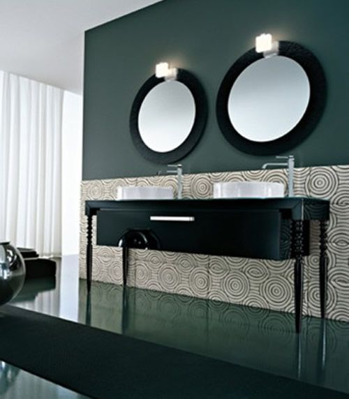 Deco Bathroom Mirror: Pinterest • The World's Catalog Of Ideas